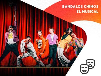 Bandalos Chinos - El Musical