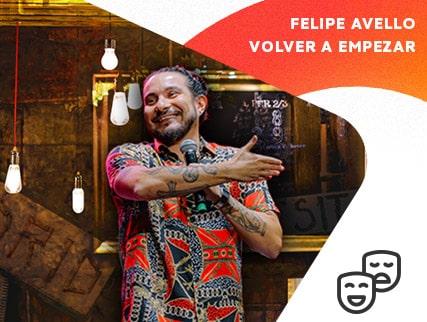 Felipe Avello - Volver a Empezar