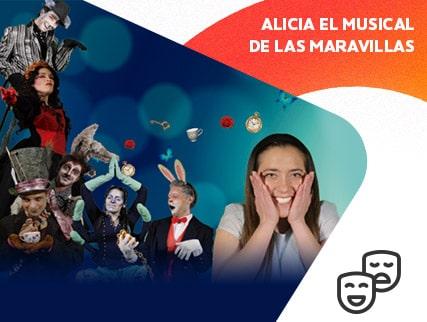 Alicia El Musical de las Maravillas