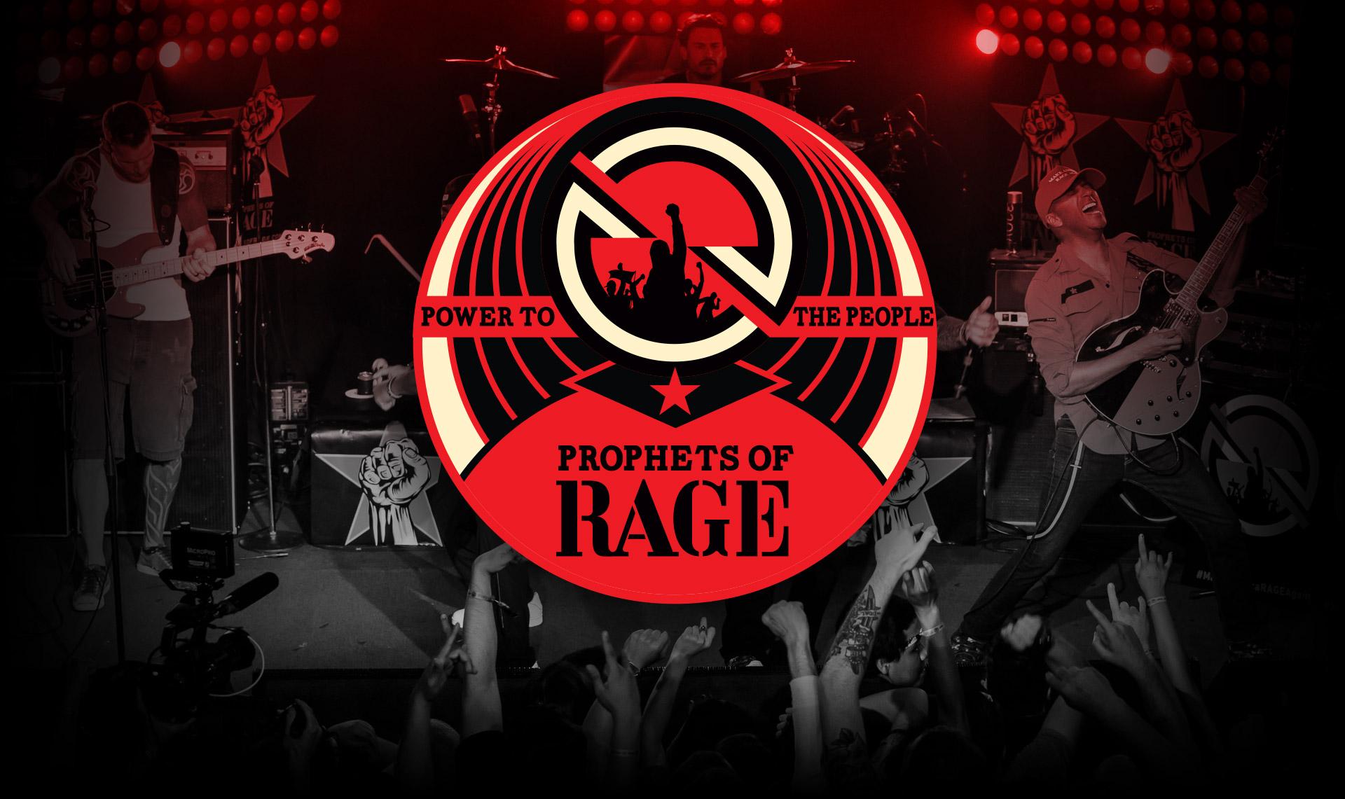Concierto Prophets of Rage Chile 2017
