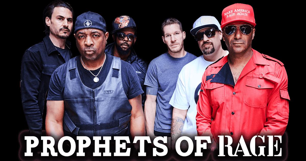 Prophets of Rage en vivo en Chile
