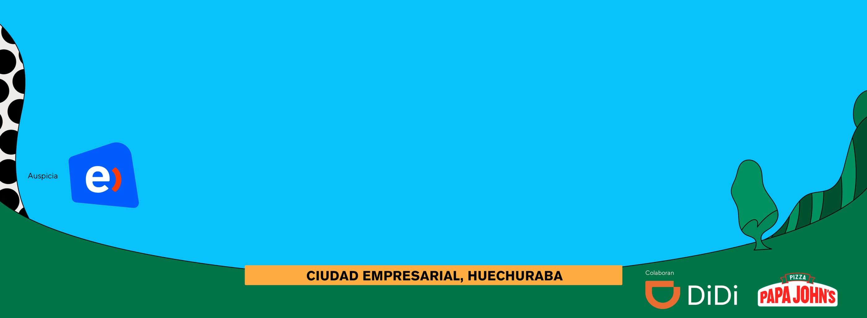 PARQUE ESTEREO - CIUDAD EMPRESARIAL HUECHURABA