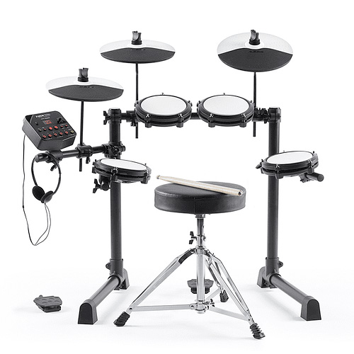 E-drum Total Mesh Kit Bateria Electrónica Alesis