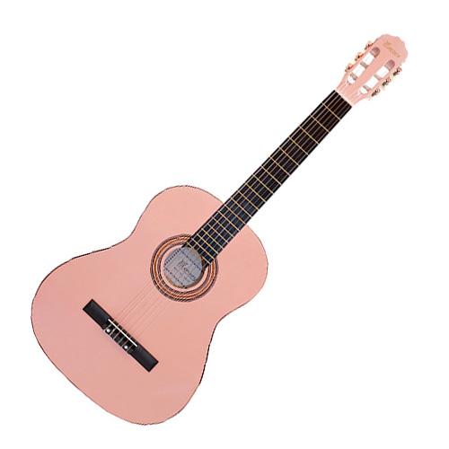 Guitarra Clásica 39 Rosada
