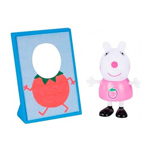 Peppa Pig - Suzy Oveja - Accesorio - Mini Figura