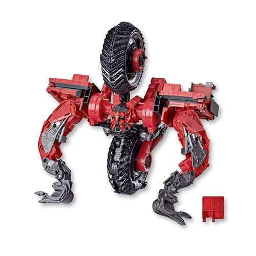 Transformers - Scavenger - Clase Lider - Studio Series 55 - Hasbro