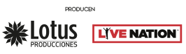 Producen Lotus & Live Nation