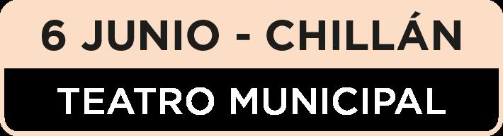 Concierto Raphael Chillán 6 de Junio