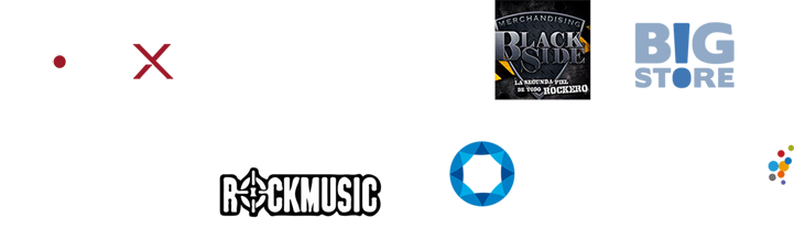 Auspician: Rockaxis - PowerMetal Black Side - Big Store - The Knife - Rockmusic - Agepec | Produce: The Fanlab