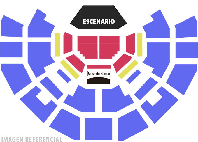 Teatro Caupolicán | Imagen referencial