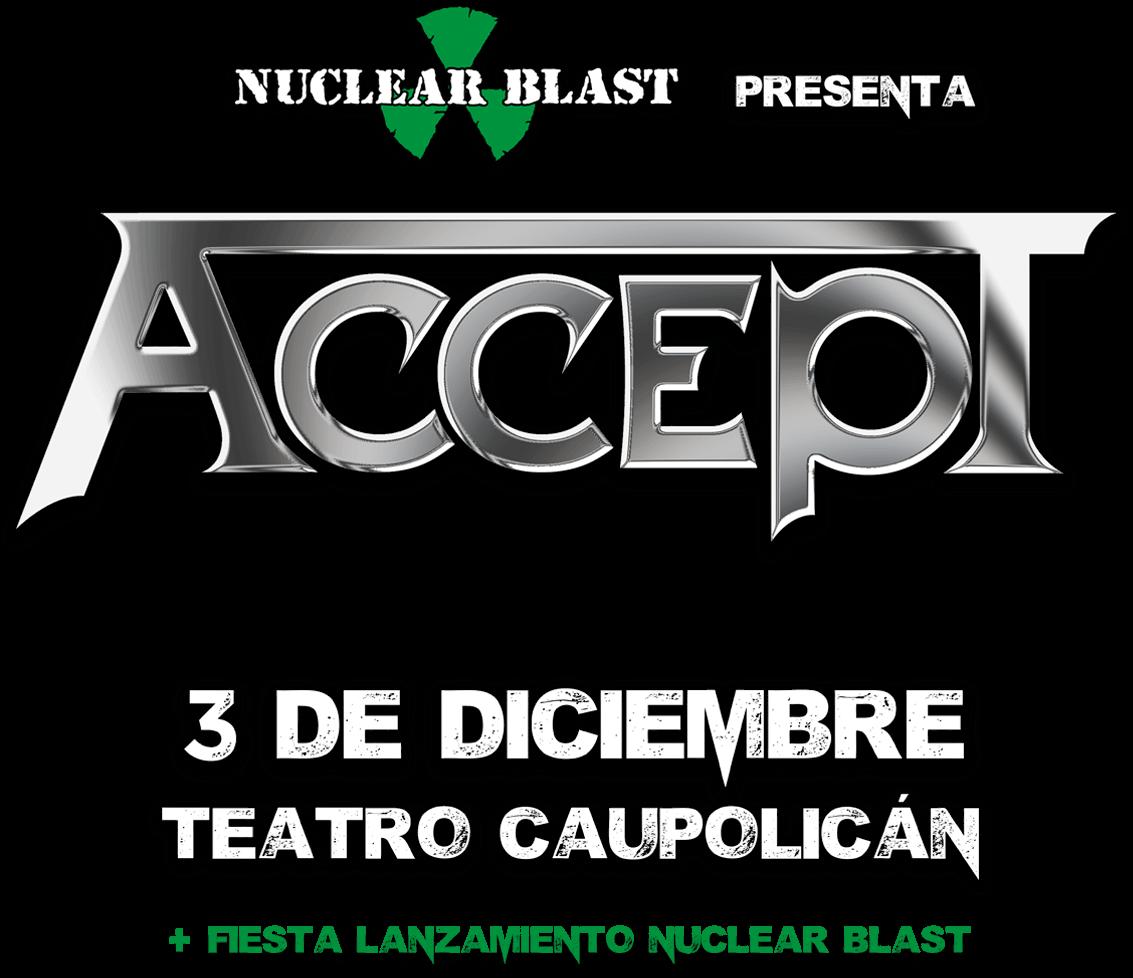 Accept | 3 de diciembre 2019