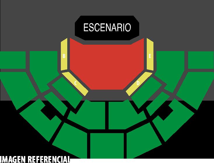 Teatro Caupolicán   3 de diciembre 2019