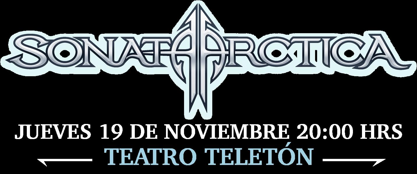 Sonata Arctica | Teatro Teleton
