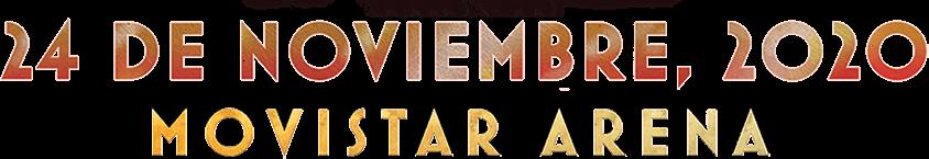 Movistar Arena - Santiago