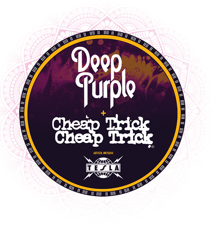 Deep Purple | Cheap Trick | Tesla - Concierto en vivo Movistar Arena