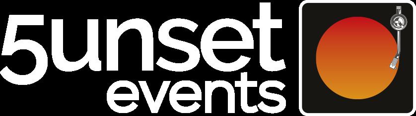 Entradas fiestas 5unset events