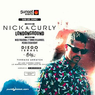 Nick Curly | Terraza Arrayán - Las Condes