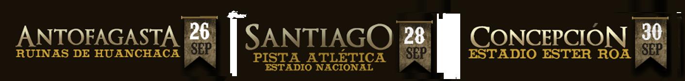 Arjona en Chile 2018 - Fechas de Conciertos en Santiago, Antofagasta, Concepción