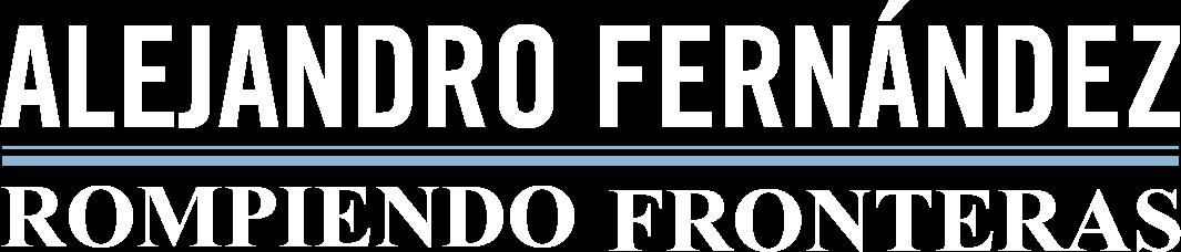 Alejandro Fernández - Rompiendo Fronteras
