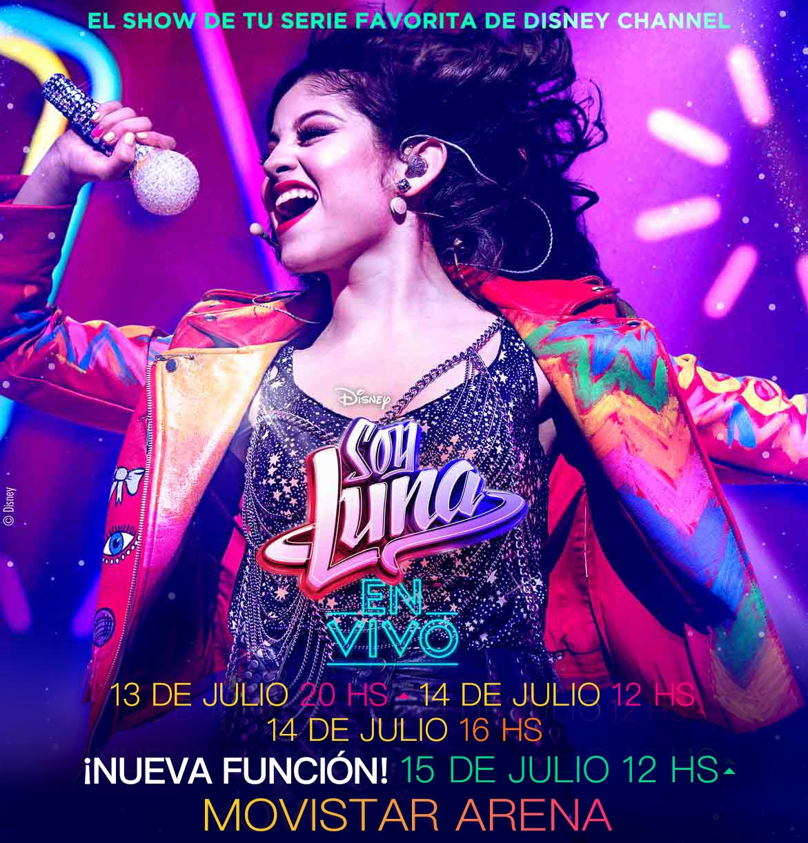 Soy Luna en Chile