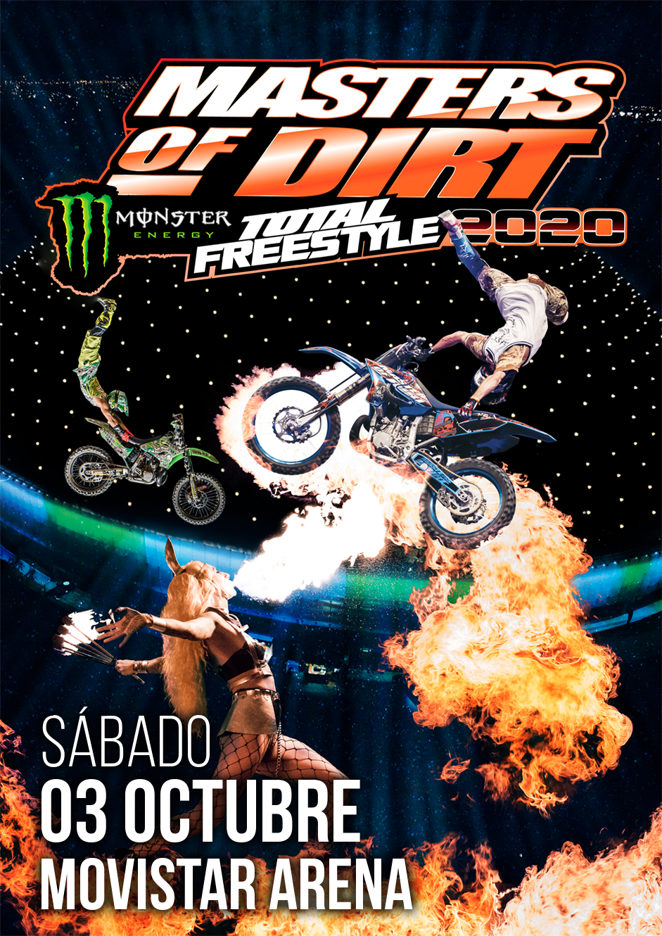Masters of Dirt - Total Freestyle 2020