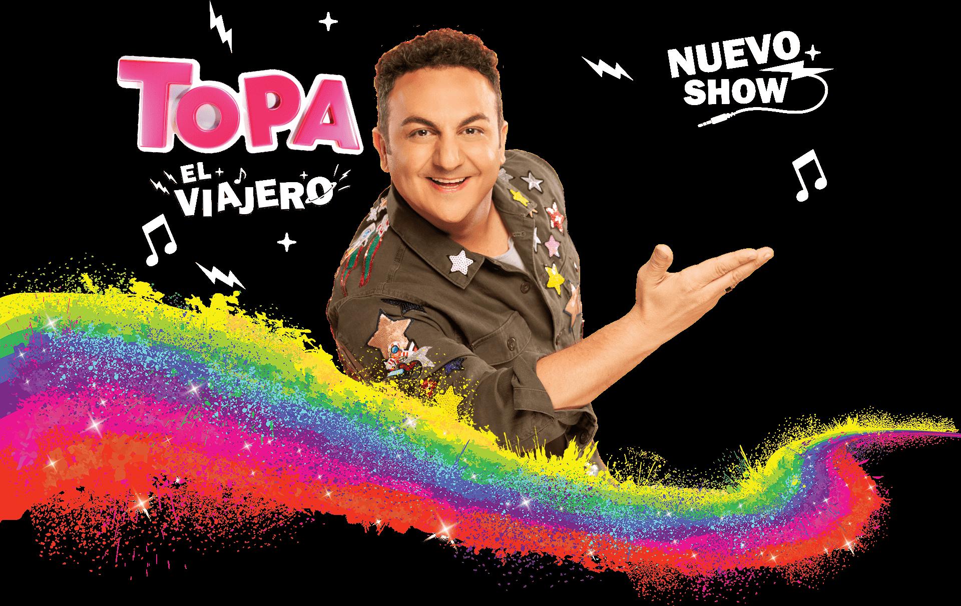 Capitán Topa - El Viajero