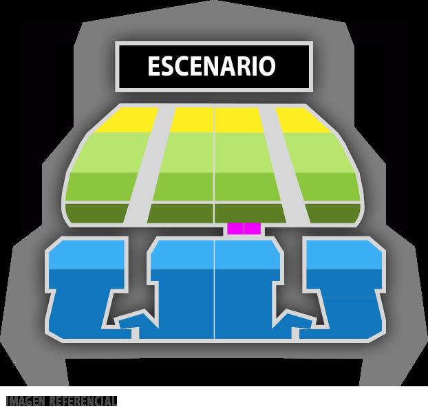 Anfiteatro Parque El Patagual | Imagen referencial