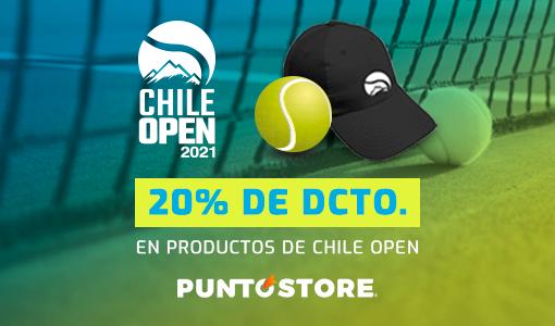 Punto Store Chile Open 2021