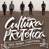 Cultura Profética Movistar Arena - Santiago
