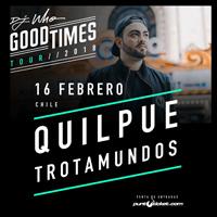 DJ Who Trotamundos - Quilpué