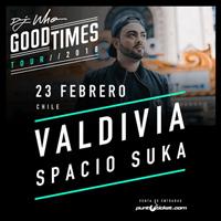 DJ Who Spacio Suka - Valdivia