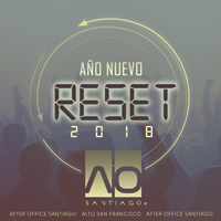 RESET 2018 By After Office Alto San Francisco - Santiago