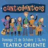 Canticuénticos Teatro Oriente - Providencia