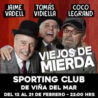 Viejos de Mierda Sporting Club de Viña del Mar - Viña del Mar
