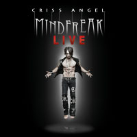"Criss Angel ""MindFreak Live"" Movistar Arena - Santiago"