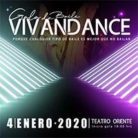 Gala fin de Año Academia Vivan Dance Academy Teatro Oriente - Providencia