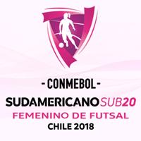 Sudam. Sub 20 Fem. FUTSAL Polideportivo Estadio Nacional - Ñuñoa