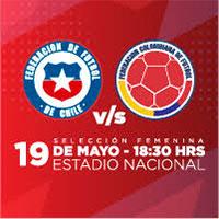Amistoso Selección Femenina de Fútbol Estadio Nacional - Santiago