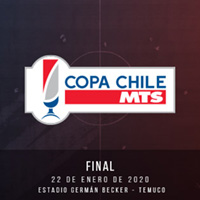 Universidad de Chile vs Colo-Colo Estadio Municipal Germán Becker - Temuco