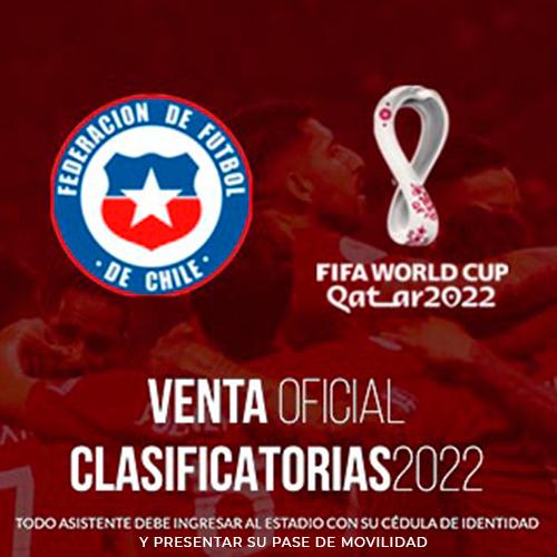 Chile vs Brasil Estadio Monumental - Macul