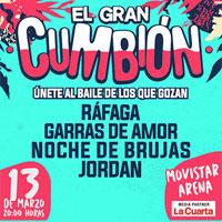 El Gran Cumbión Movistar Arena - Santiago