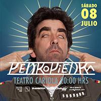 Pedropiedra Teatro Cariola - Santiago