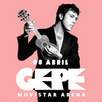 Gepe Movistar Arena - Santiago