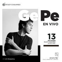 Gepe Enjoy Coquimbo - Coquimbo
