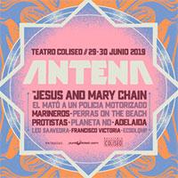 Antena Fest Teatro Coliseo - Santiago