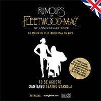 Rumours of Fleetwood Mac Teatro Cariola - Santiago