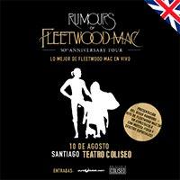 Rumours of Fleetwood Mac Teatro Coliseo - Santiago