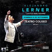 Alejandro Lerner Teatro Coliseo - Santiago