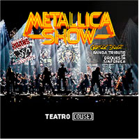 Metallica Sinfónico Teatro Coliseo - Santiago