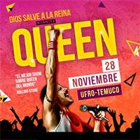 Dios Salve a la Reina UFRO Temuco - Temuco